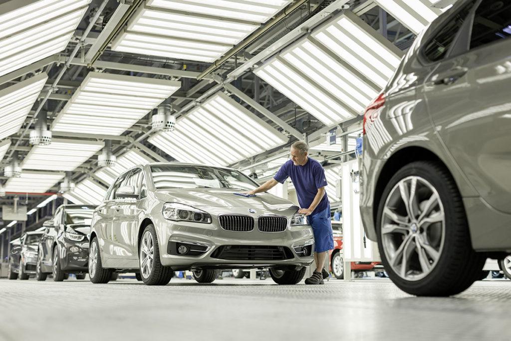 Produktion BMW 2er Active Tourer (F45)