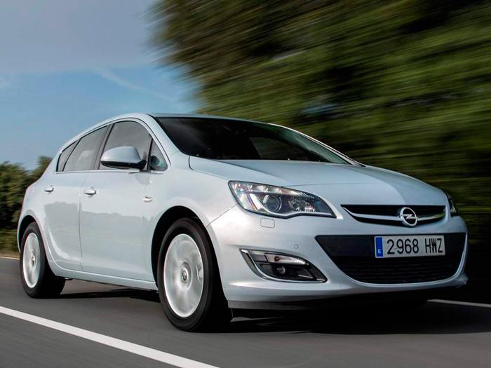 Prueba interesante (47): Opel Astra 1.6-CDTi 136 CV