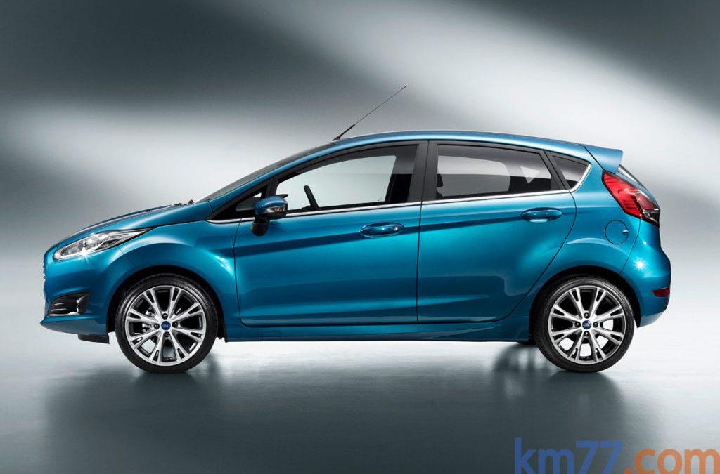 Ford Fiesta. Nuevas versiones ya disponibles