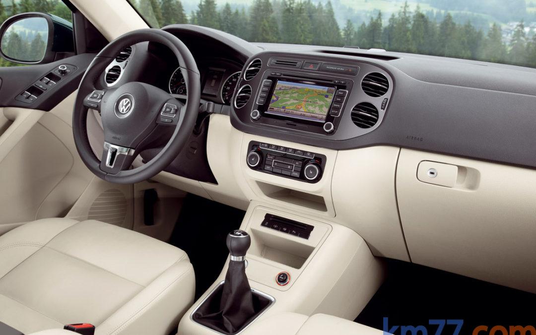 Volkswagen Tiguan. Novedades en la gama