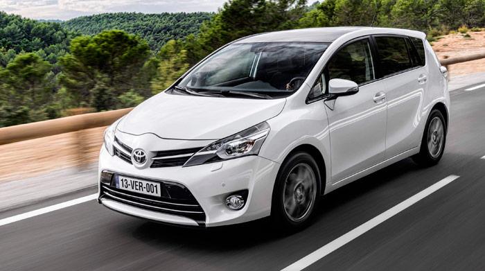 Prueba de consumo (189): Toyota Verso 115-D 7 plazas