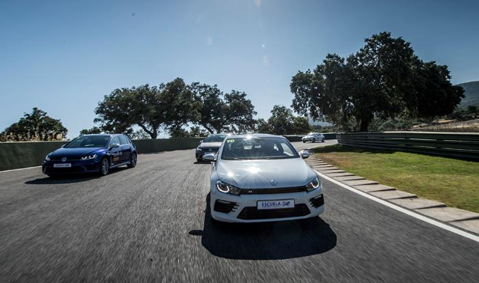 Volkswagen Driving Experience 2015