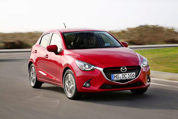 Prueba de consumo (190): Mazda-2 1.5-G 90 CV