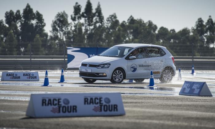 Volkswagen Race Tour 2015