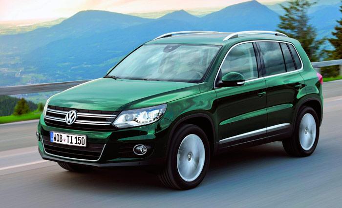 Prueba de consumo (194): VW Tiguan Cross 2.0-TDI-110 CV BMT