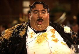 Los gordos que tomaban café con sacarina
