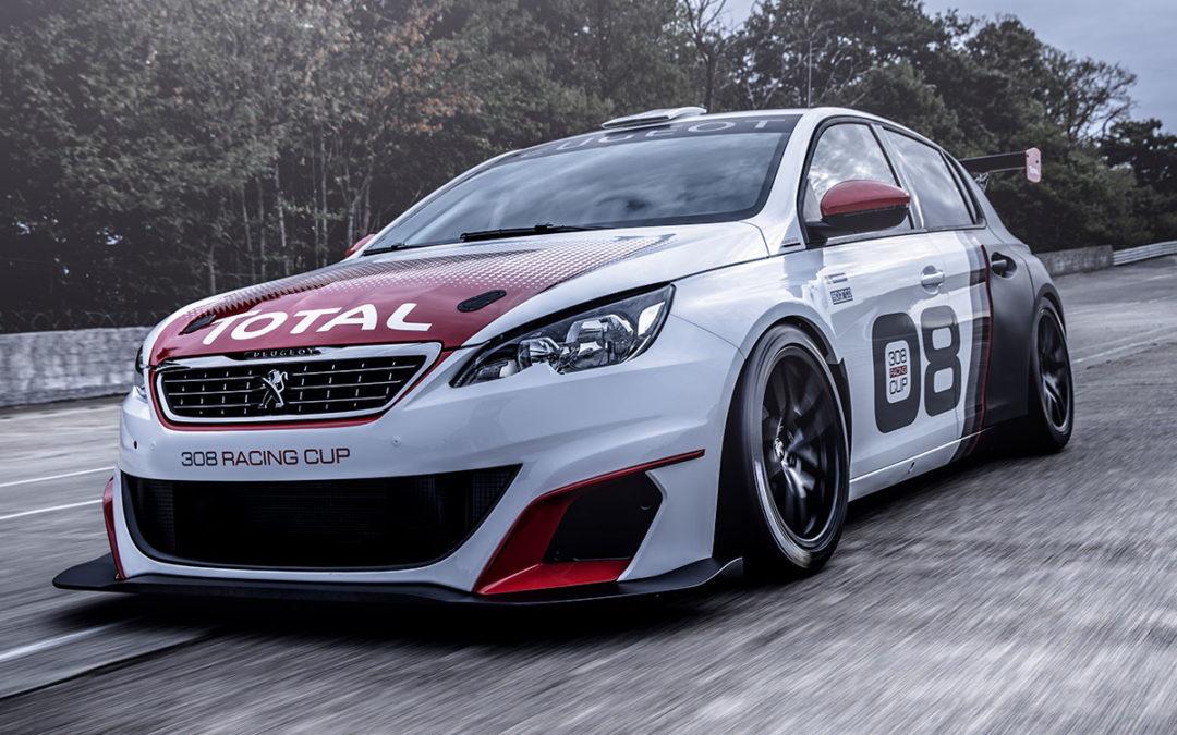 Así es el Peugeot 308 Racing Cup