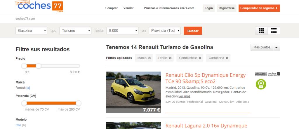 Anuncio venta Renault Clio TCe 90 CV