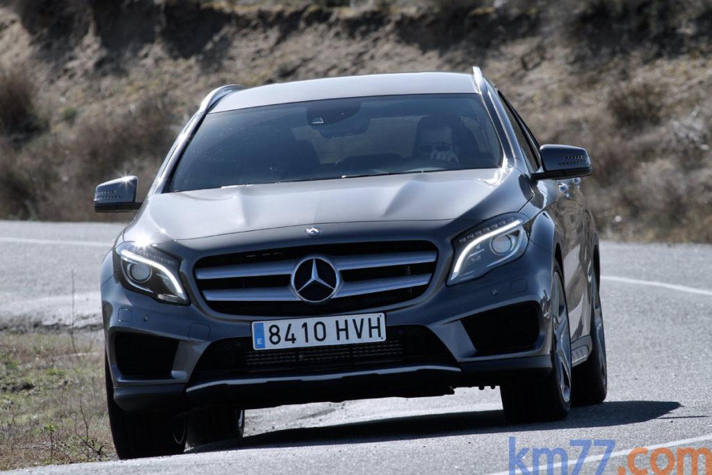 Mercedes-Benz GLA 220d