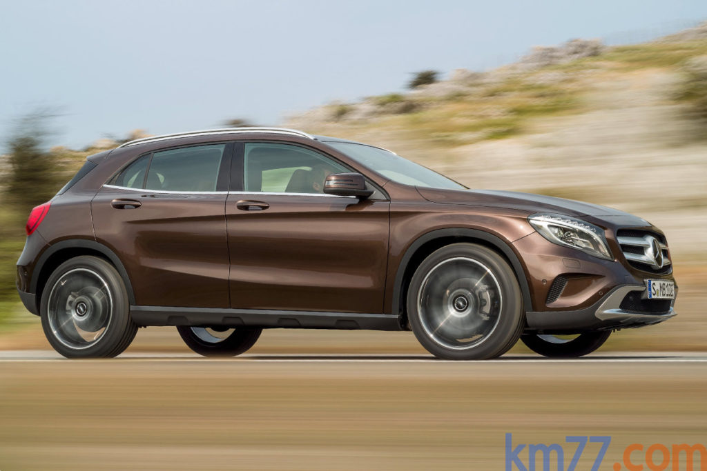Mercedes-Benz GLA 220d -2
