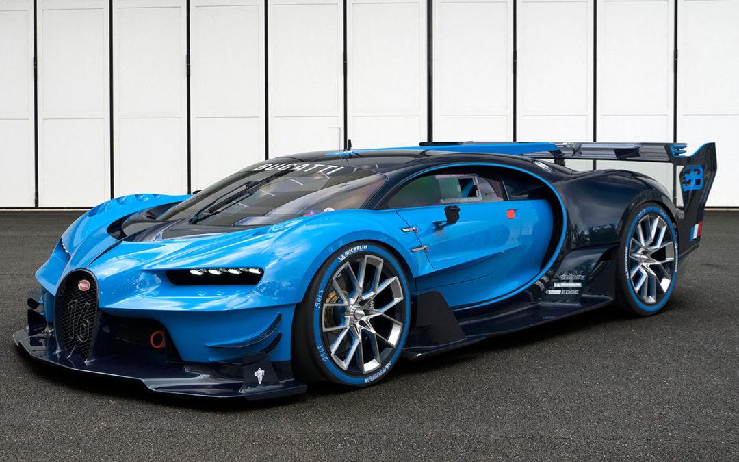 A la espera del nuevo superdeportivo de Bugatti