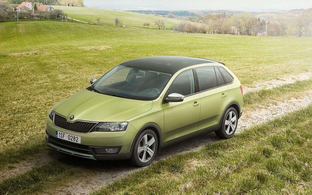 Varias novedades de Škoda en el IAA2015