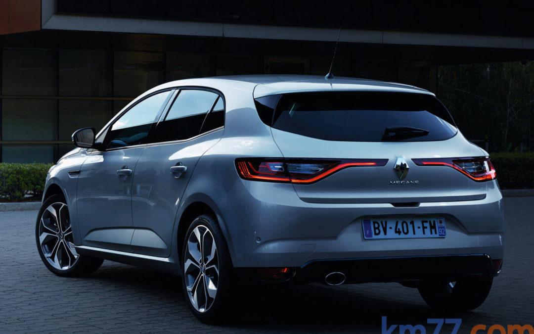 Renault Mégane en vídeo