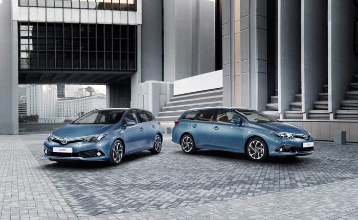 Prueba comparativa (198)- Toyota Auris: 120-T / Touring Sports 115-D
