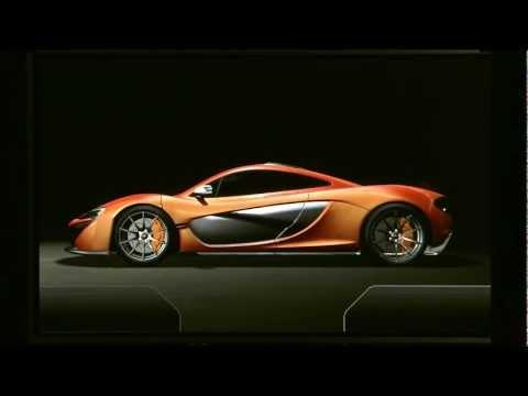 McLaren estará en Ginebra con el P1 de producción