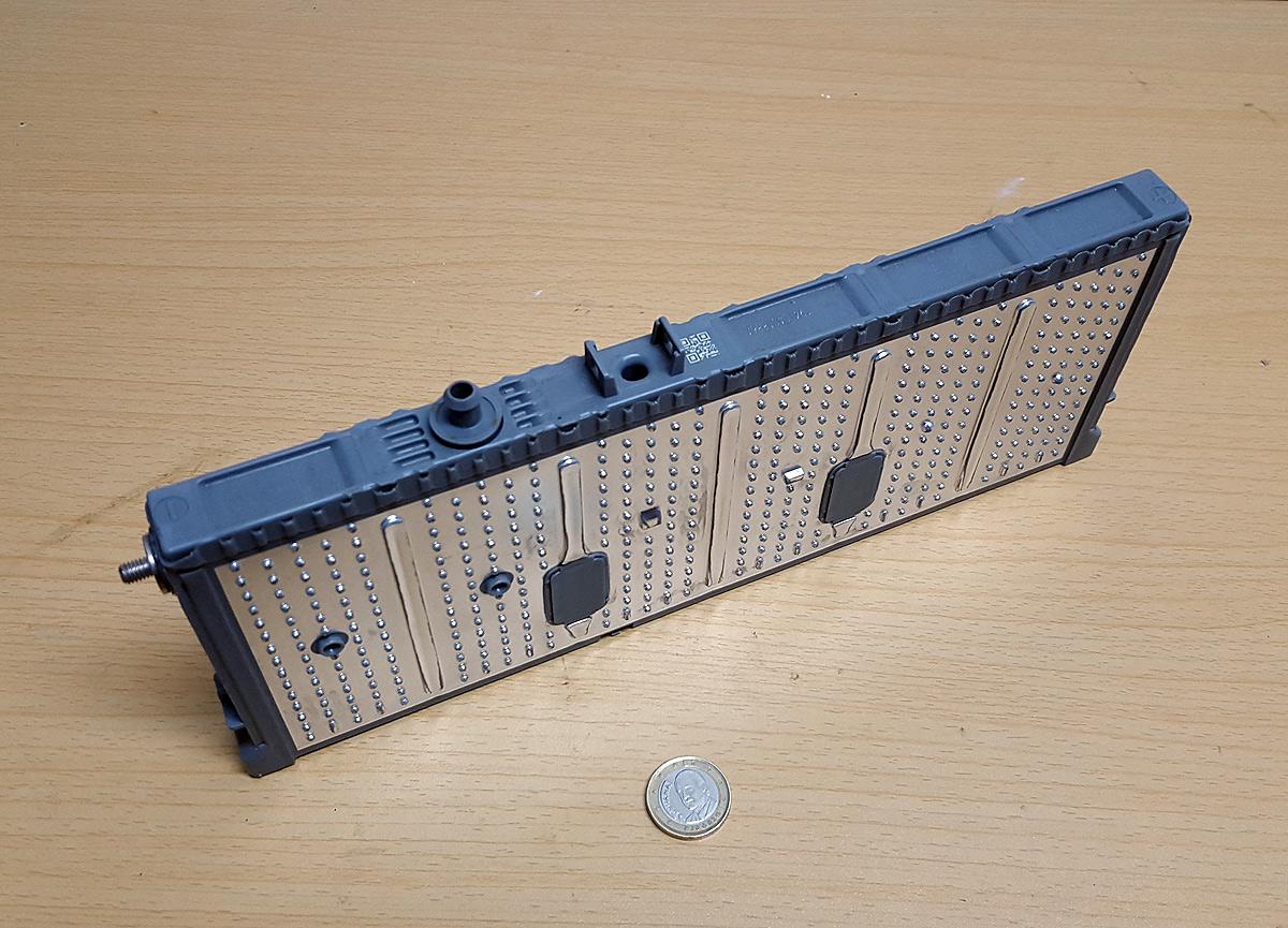 Reparación De La Batería Del Prius Engendro Mecánico