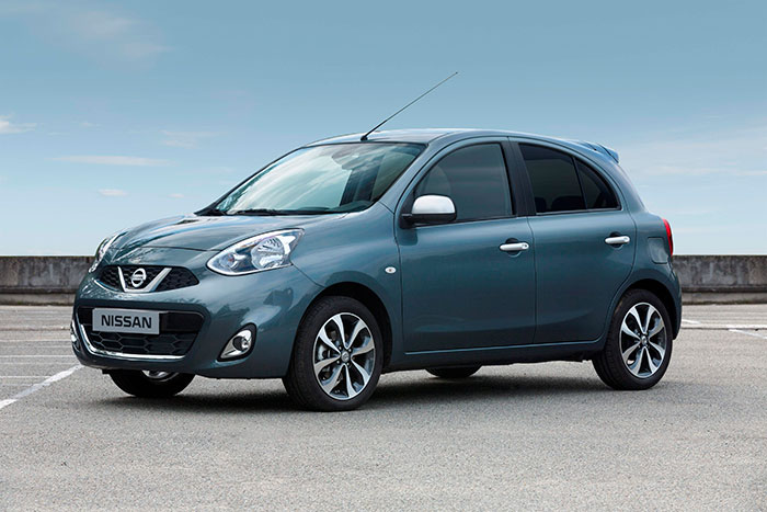 Prueba de consumo (205): Nissan Micra 1.2-DIG-S 98 CV Tekna