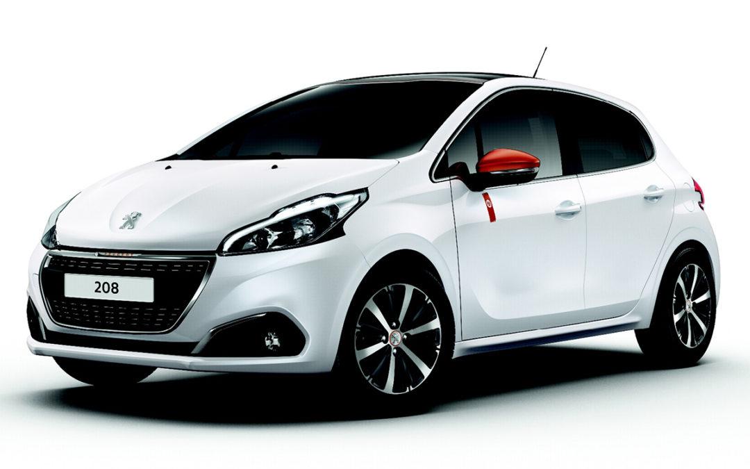 Nuevo Peugeot 208 Roland Garros