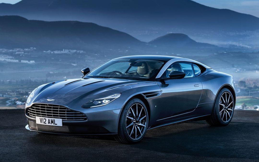 Filtrado: Aston Martin DB11