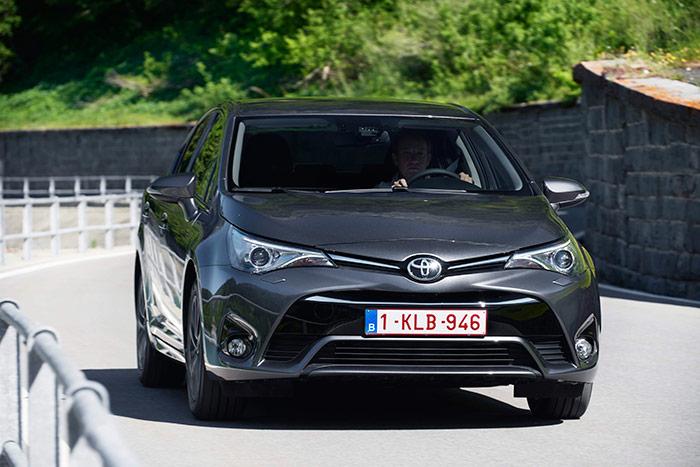 Prueba interesante (55): Toyota Avensis 150-D Advance