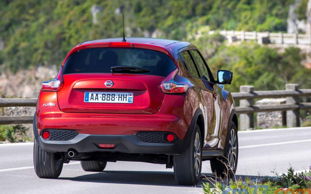 Nissan Juke N-Connecta desde 20 100 €