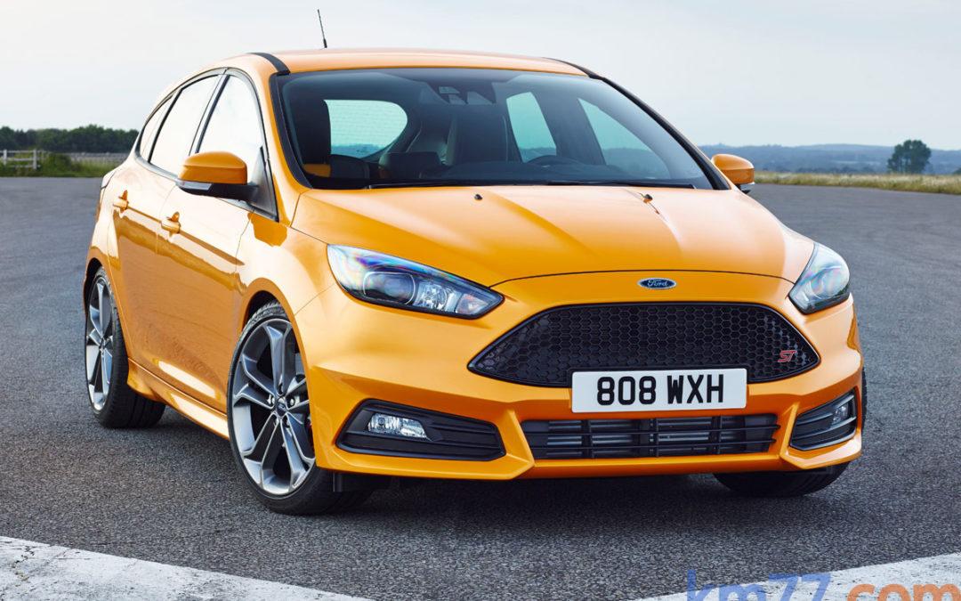 Nuevo Ford Focus ST con cambio PowerShift