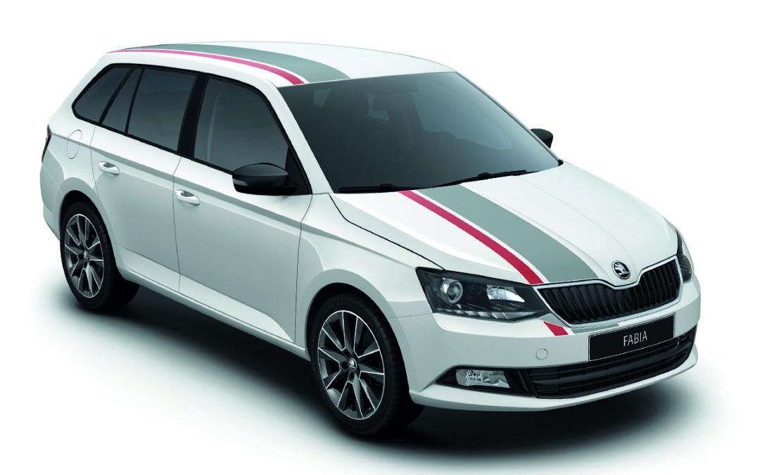 Paquete Red&Grey para la gama Škoda