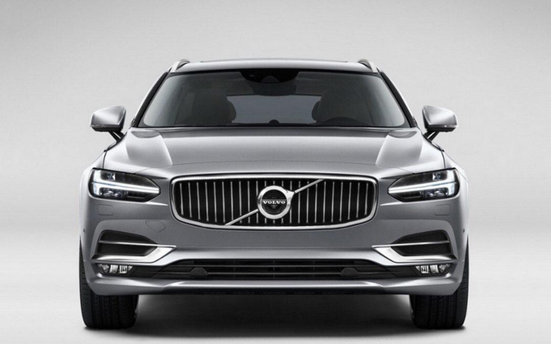 Filtradas las imágenes del Volvo V90
