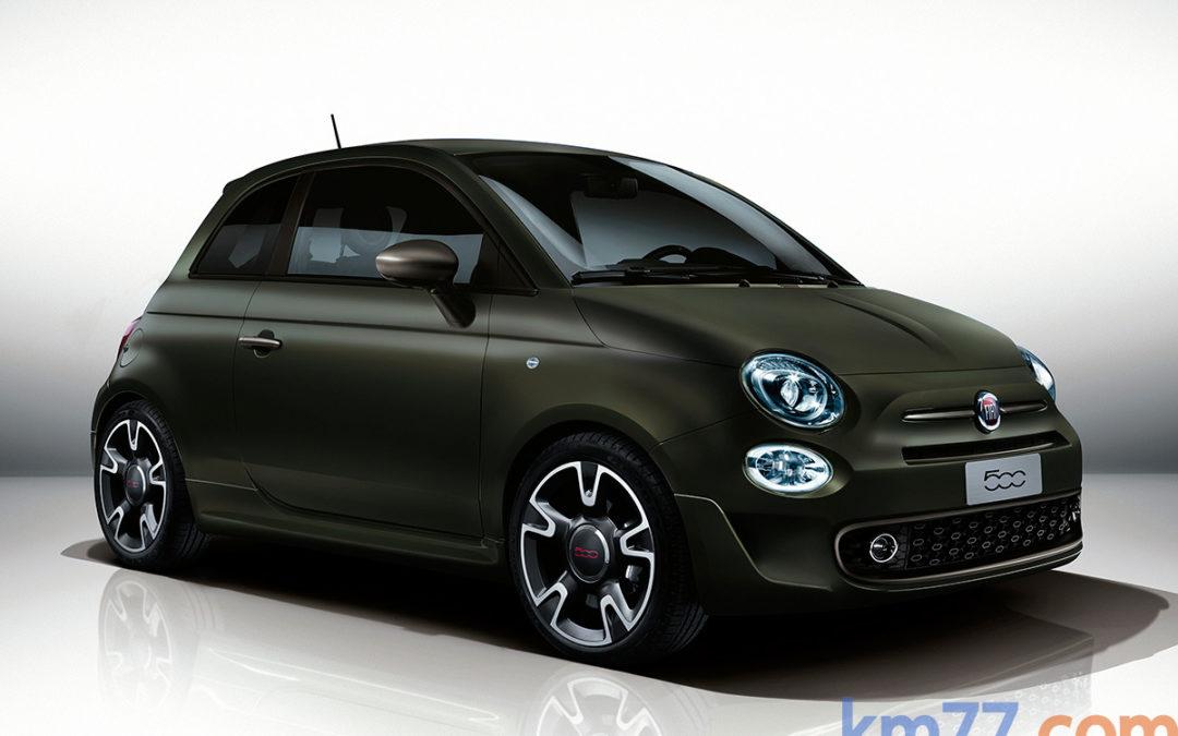 Fiat presenta la versión deportiva de la gama 500
