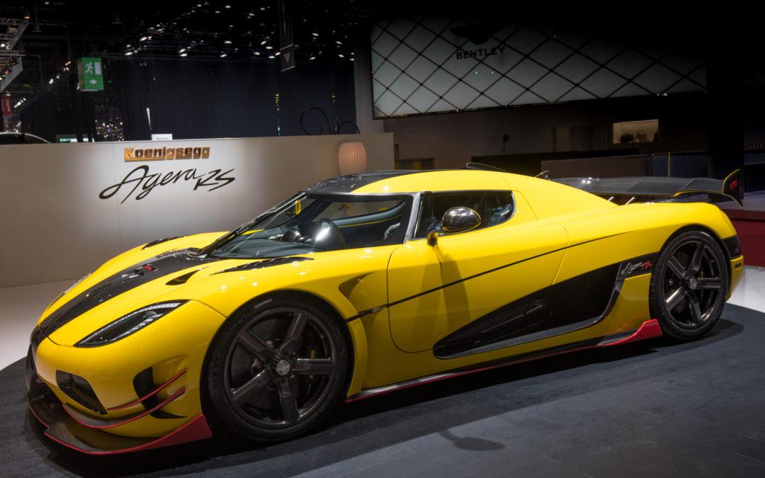 Koenigsegg presenta el Regera de producción y el Agera Final.