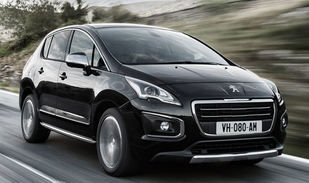 Cambios en la gama Peugeot 3008