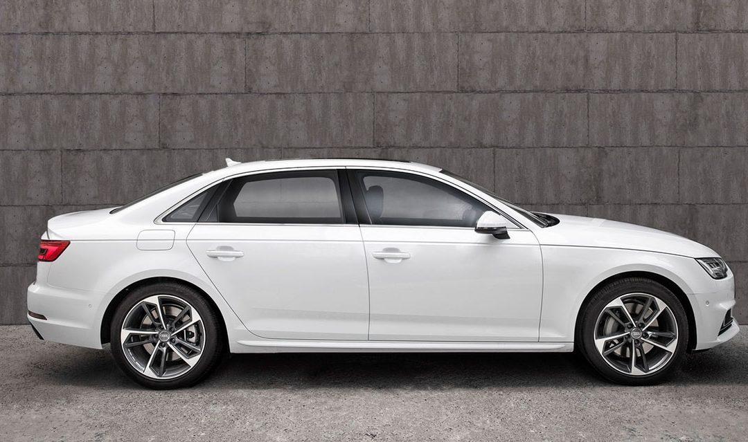 Salón de Pekín: Audi A4 L