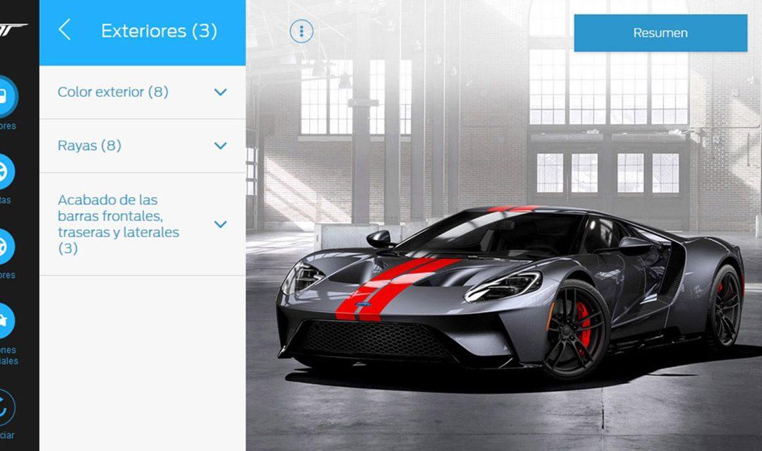 ¿Pensando en comprar un Ford GT?