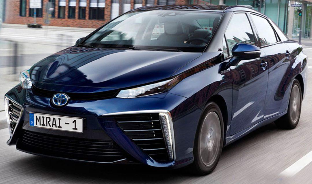 Toyota pone a la venta el Mirai en más países Europeos