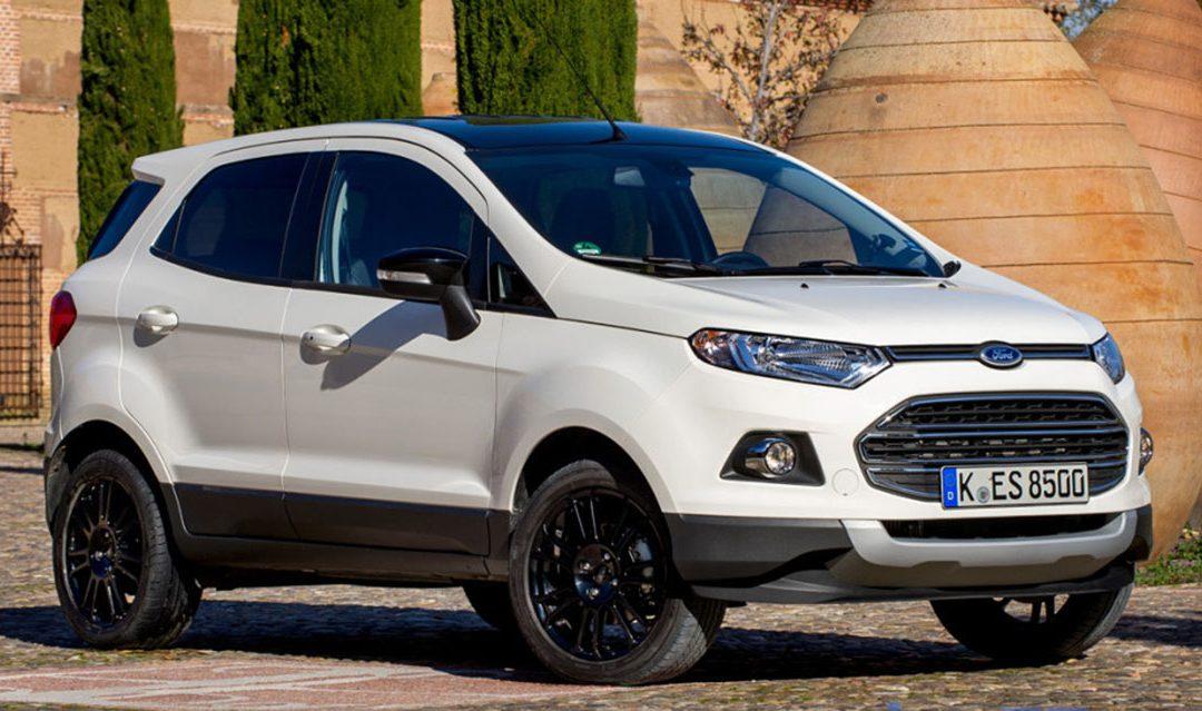 Nuevo Ford EcoSport con motor EcoBoost 140 CV