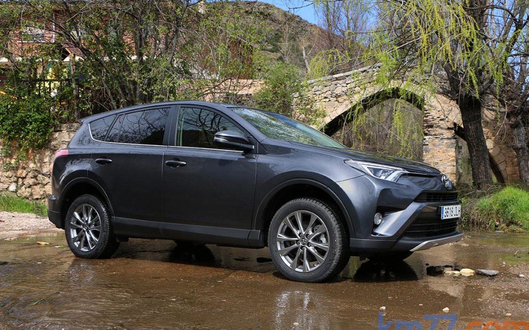 Toyota RAV4: ¿híbrido o Diesel?