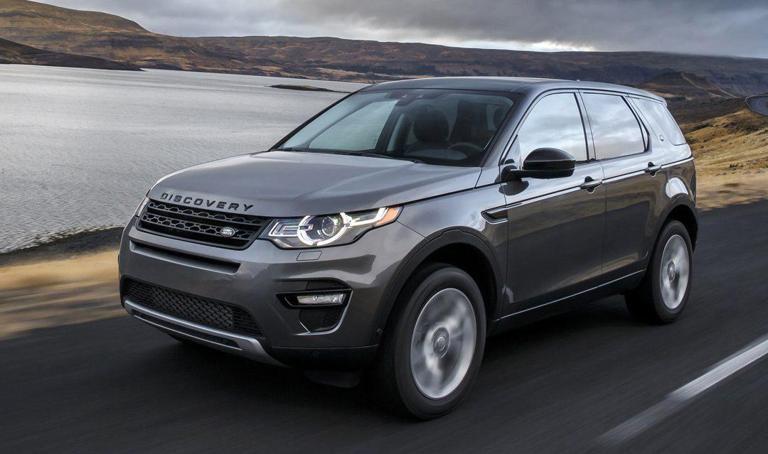 Cambios en la gama Land Rover Discovery Sport