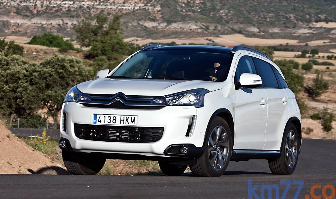 Nueva gama Citroën C4 Aircross