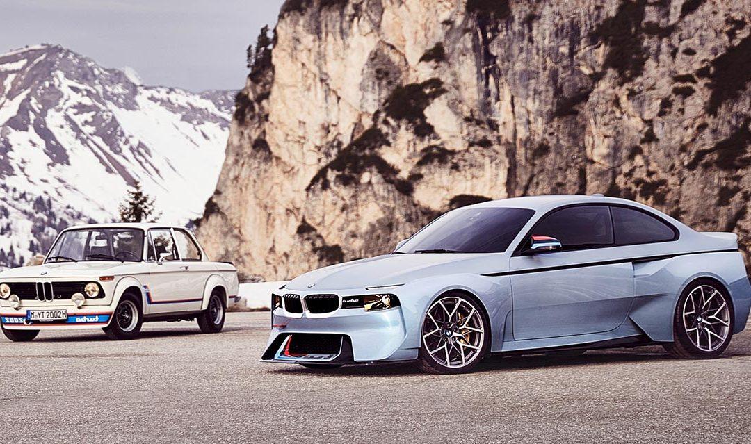 2002 Hommage, el último prototipo de BMW
