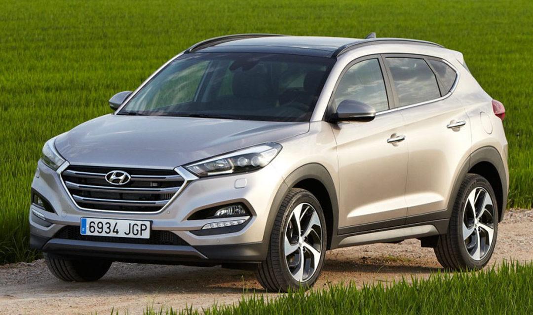 Nuevo Hyundai Tucson con motor Diesel de 141 CV