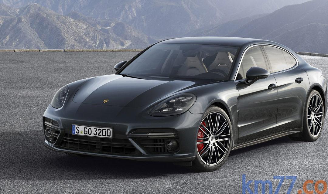 En movimiento: nuevo Porsche Panamera
