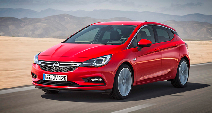 Prueba interesante (60): Opel Astra 1.4-T Ecotec 150 CV