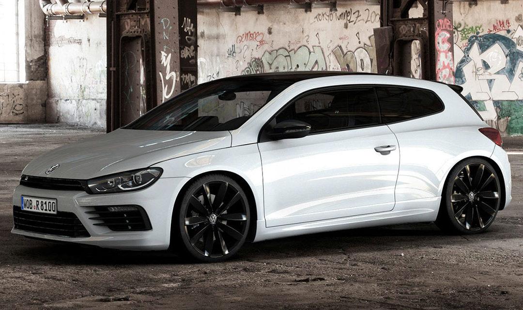 Nuevo VW Scirocco R Black Style