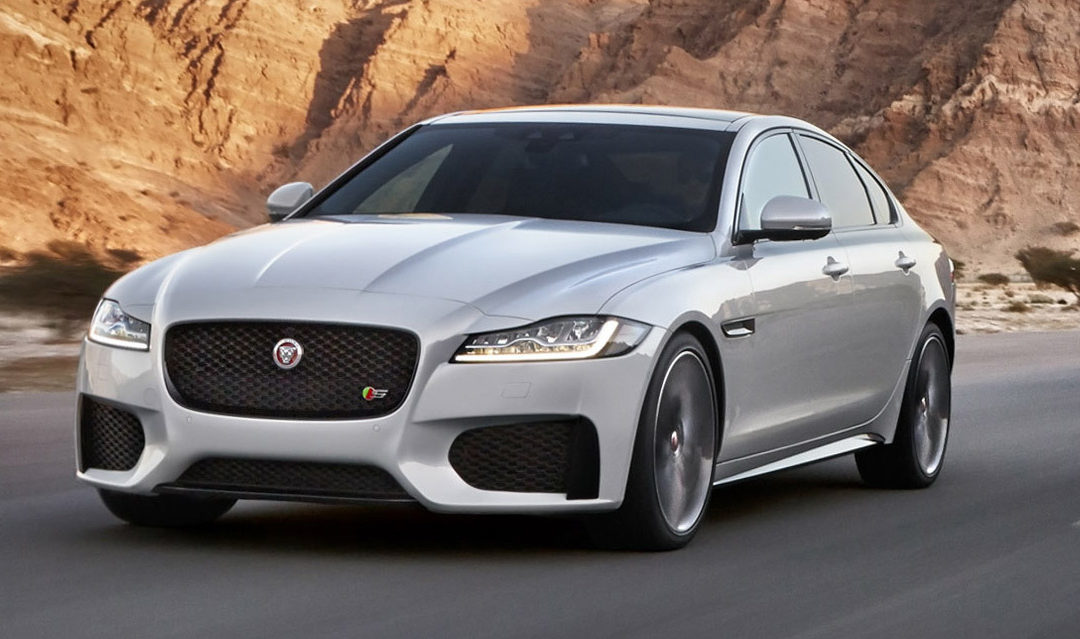 Novedades en la gama Jaguar XF