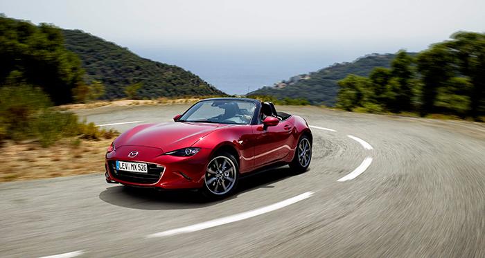Prueba interesante (62): Mazda MX-5 2.0 Luxury 160 CV