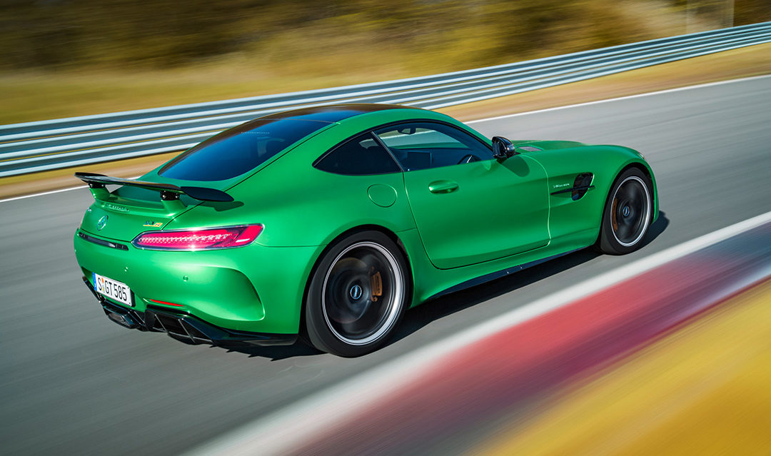 En vídeo: Mercedes-AMG GT R