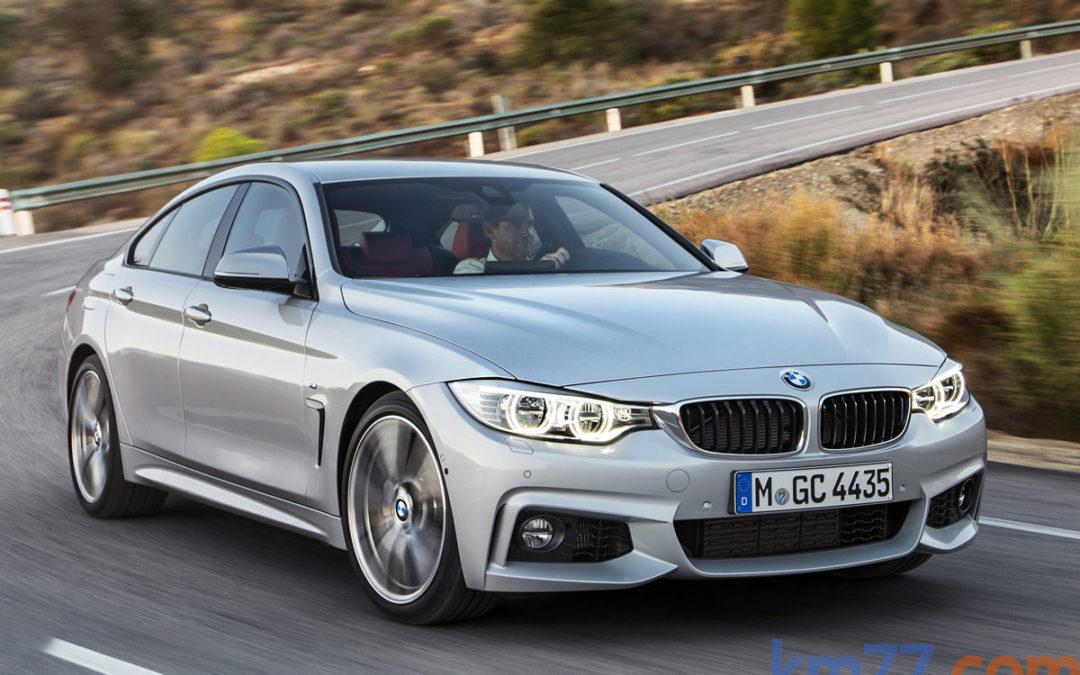 BMW 440i Gran Coupé, desde 59 300 €