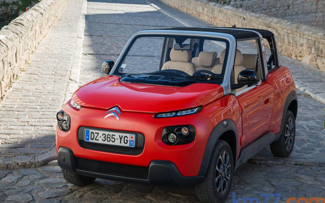 Ya a la venta el Citroën E-Mehari