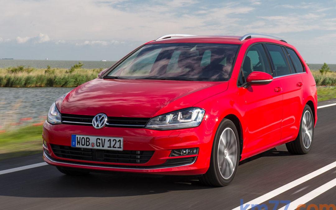 Volkswagen Golf Variant Special Edition