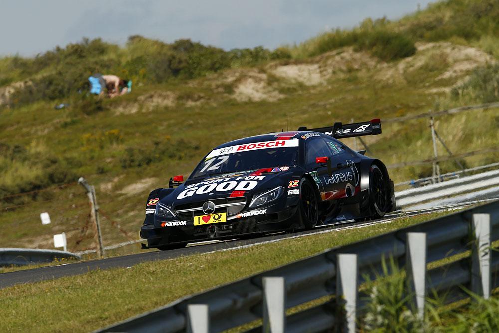 #12 Daniel Juncadella, Mercedes-AMG C 63 DTM